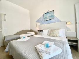 Hotel Alevon, отель в Римини