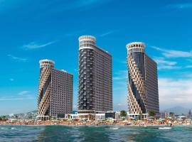 Orbi sea towers, apartment in Batumi