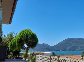 Atena, villa in La Spezia