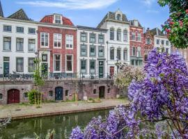 Dainty Apartment in Utrecht with Whirlpool and Netflix, apartment in Utrecht