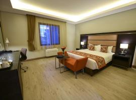 Best Western Plus The Athena Hotel, hotel in Kampala