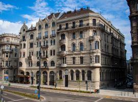 City Hotel Matyas, hotel near Gellért Hill, Budapest