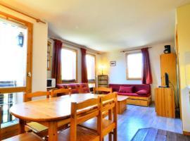 Appartement Bellentre, 2 pièces, 5 personnes - FR-1-329-38, Ferienwohnung in Bellentre