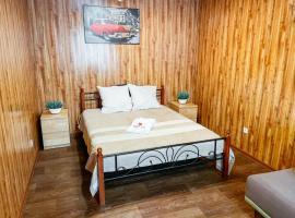 Апартель, Биатлонная, отель в Красноярске