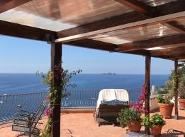 Suite Antimo Original, villa in Positano