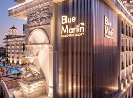 Blue Marlin Deluxe Spa & Resort, hotel in Konaklı