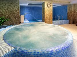 Alka Boutique Apartments & SPA, hotel in Palanga