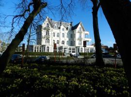 Hotel Dunepanne, Hotel in der Nähe von: Bahnhof Zeebrugge-Strand, De Haan