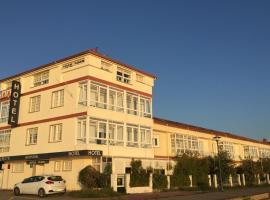 Hotel Playa, hotel cerca de Club de golf Ría de Vigo, Cangas de Morrazo