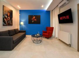 Thessaloniki Center Luxury Apartment, pet-friendly hotel in Thessaloniki