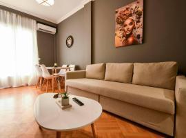 Thessaloniki Center Comfort Apartment, apartment in Thessaloniki