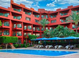 Adham Compound Hotel, hotel in King Mariout