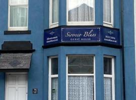 Sirocco Blues Guest House, guest house in Blackpool