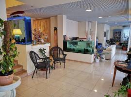Hotel Il Gatto, отель в Рапалло