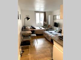 Large, hyper central studio. Historical Paris, apartment in Paris