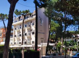 Hotel Arlecchino, hotell i Milano Marittima