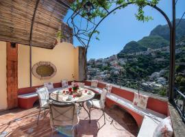 Casa Giulia - sophisticated apartment with view, villa in Positano