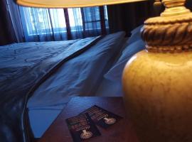 Hotel Чинар, отель в Туапсе