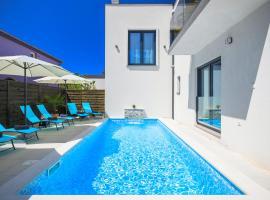 Vila Valla Studio Apartments, Ferienwohnung in Fažana