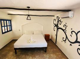 Luna Maya, hotel in Tulum