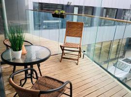 Questae Apartments Foorum, huoneisto Tallinnassa