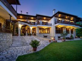 Hotel Giamandes, hotel near Meteora, Elati