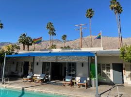 Desert Paradise Gay Mens Clothing Optional Resort, hotel near Palm Springs International Airport - PSP, Palm Springs