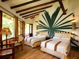 Villa Maya, hôtel à Flores