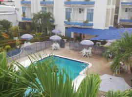 Hotel Miami, Melgar, hotel en Melgar