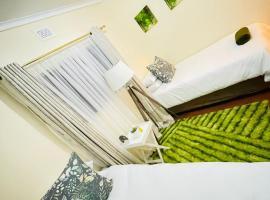 Birds Paradise, cheap hotel in Durban