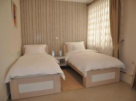 Widder Rooms, hotel in Osijek
