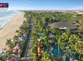 Legian Beach Villas, accessible hotel in Legian