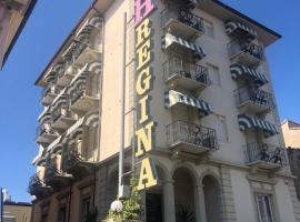 Hotel Regina, отель в Лидо-ди-Камайоре
