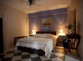 The Boatyard Luxury Studio Aegina Town, pet-friendly hotel in Aegina Town