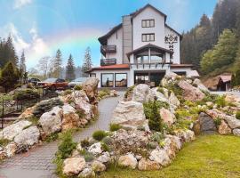 Hotel Lacu Rosu, hotel din Lacul Roşu