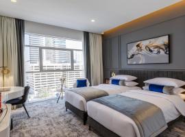 Rose Executive Hotel - DWTC, hotel in Dubai
