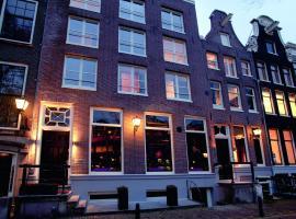 Hotel Sebastians, Hotel in der Nähe von: Bahnhof Amsterdam Centraal, Amsterdam