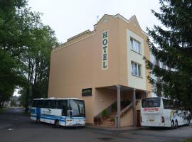 Hotel Olimp, отель в городе Хойнице