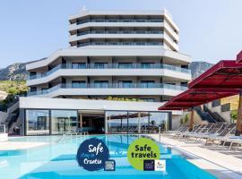Hotel Plaža Duće, room in Omiš
