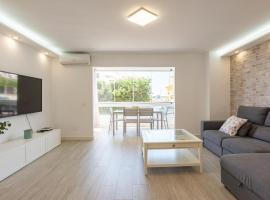 Attractive beach apartment in the center of Rincon, lägenhet i Rincón de la Victoria