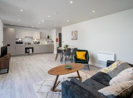 Divine Apartments Slough *Brand New* 2 bed 2 baths, apartment in Slough