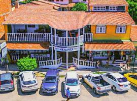 Hotel Tropicalia, hotel near Fishermen Square, Canoa Quebrada