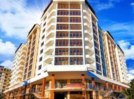 Квартира с видом на море, apartment in Gelendzhik