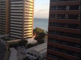Apartamento Diluxo, hotel in Fortaleza
