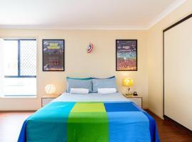 Arcade Inspiration Gold-Coast Stay, hotel in Gold Coast