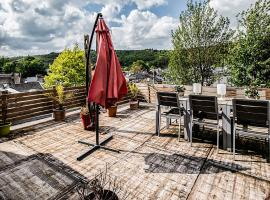 Magnificent holiday home in Spa with terrace, pet-friendly hotel in Spa