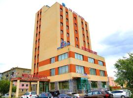Ub city hotel, hotel en Ulán Bator