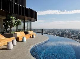 2 Bedroom Luxury Highest Floor Apartment, hotel near New Farm Riverwalk, Brisbane