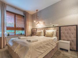 Pomorskie Apartamenty Aquarius, apartment in Sopot