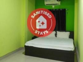 OYO 80346 Hotel Saizen 2, hotel in Bhubaneshwar